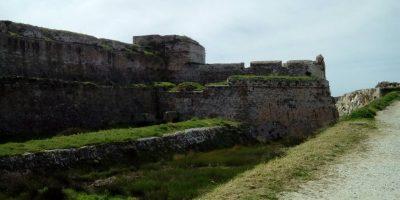 Κάστρο Μεθώνη Ταφρος